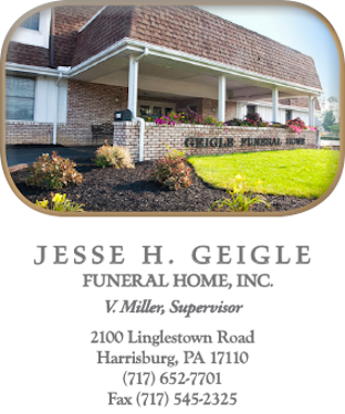 Jesse H. Giegle Funeral Home